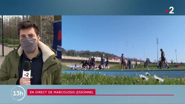 Rugby : un nouveau joueur testé positif au Covid-19, le match France-Écosse est reporté