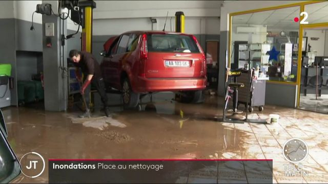 Après les inondations, les habitants de la Côte d'Azur sont sous le choc