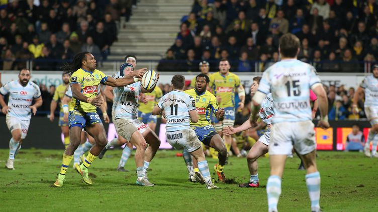 Racing-Clermont (?THIERRY LARRET / MAXPPP)
