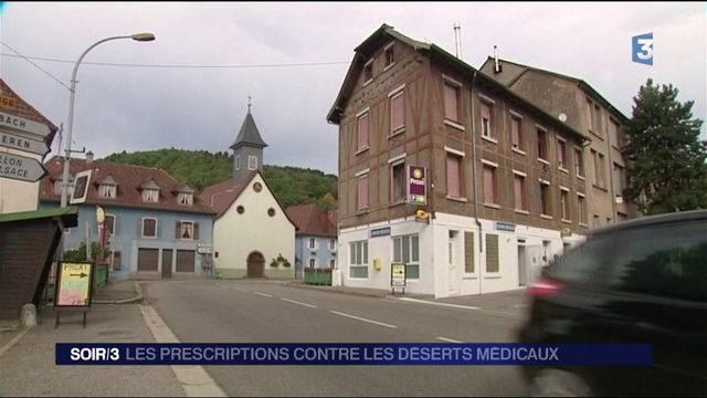 Déserts médicaux : le gouvernement annonce ses mesures