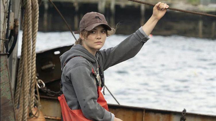 """L'actrice Emilia Jones, 18 ans, incarne Ruby dans """"CODA"""", le remake de """"La Famille Bélier"""". Elle reprend ainsi le rôle de Paula, qui avait valu à Louane Emera un César du Meilleur espoir féminin en 2015. (SUNDANCE)"""
