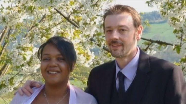 Une photo de famille de Liana et Christophe Guillon, couple de Français détenu en République Dominicaine depuis le 29 avril 2012. (FRANCE 3 PICARDIE)