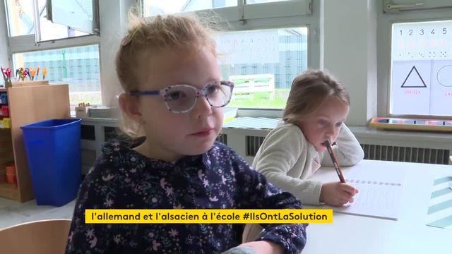 Ecole bilingue Alsace