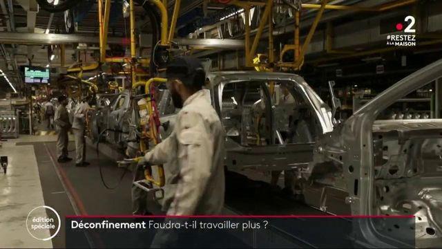 Coronavirus : le patronat appelle les salariés à travailler plus pour relancer l'économie
