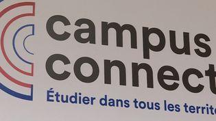 Au lieu de passer des heures pour se rendre à l'université ou de devoir se payer un logement, plusieurs étudiants profitent de l'un des treize lieux labellisés Campus Connecté afin de pouvoir y suivre leur formation, à distance. (France 2)