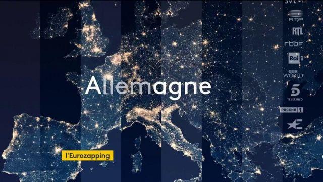 L'Eurozapping du 23h lundi 6 avril