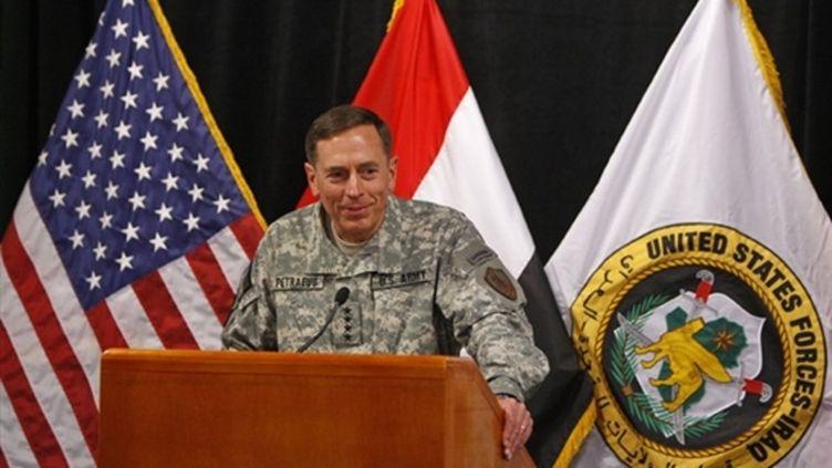 Le général David Petraeus le 10/01/10 (AFP Ahmad Al-Rubaye)