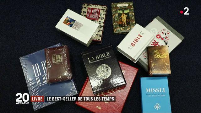 La Bible, best-seller de tous les temps