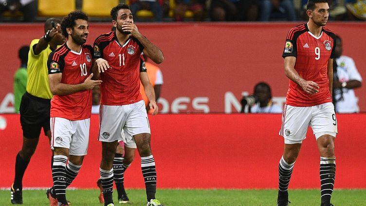Le bonheur des Egyptiens et de Mahmoud Abdel-Moneim (JUSTIN TALLIS / AFP)