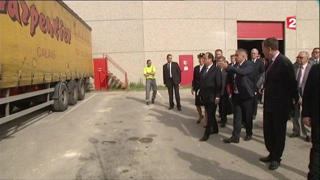 Calais : le camp sera démantelé avant la fin de l'année