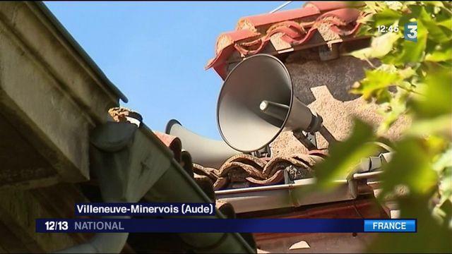 Aude : à Villeneuve-Minervois, la tradition des hauts-parleurs se perpétue
