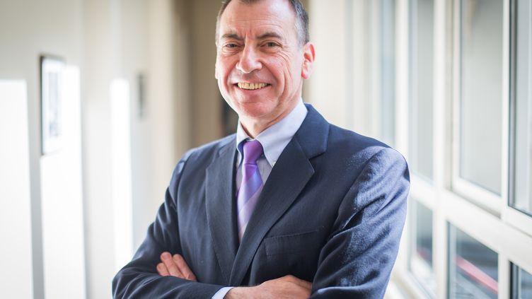 Jean-Paul Ortiz,président de la Confédération des syndicats médicaux français. (GARO / PHANIE)
