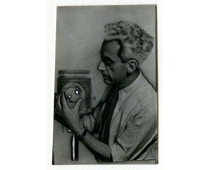 """Man Ray, """"Autoportrait"""", 1932, Collection particulière (© Man Ray 2015 Trust / Adagp, Paris 2019)"""