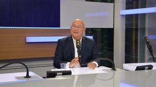 Michel Sapin, ancien ministre de l'Economie et des Finances. (RADIO FRANCE / JEAN-CHRISTOPHE BOURDILLAT)