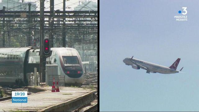 Vacances : le train et l'avion boudés par les Français cet été ?