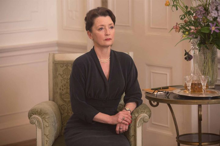 "Lesley Manville dans ""Phantom Thread"" de Paul Thomas Anderson  (Universal Pictures International France )"