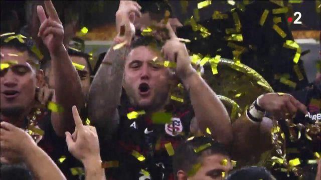Rugby : les impitoyables Toulousains triomphent au Top 14