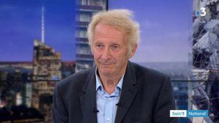 Gérard Feldzer, expert en transports (France 3)