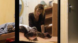 Les Trois Soeurs : Céline Sallette  (Thierry Depagne )