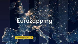 Au programme de l'Eurozapping vendredi 12 juin : des milliers d'Espagnols dans la rue, une explosion du nombre de contaminations au coronavirus chez les mineurs polonais et le Premier ministre italien qui doit justifier son action contre l'épidémie. (FRANCEINFO)