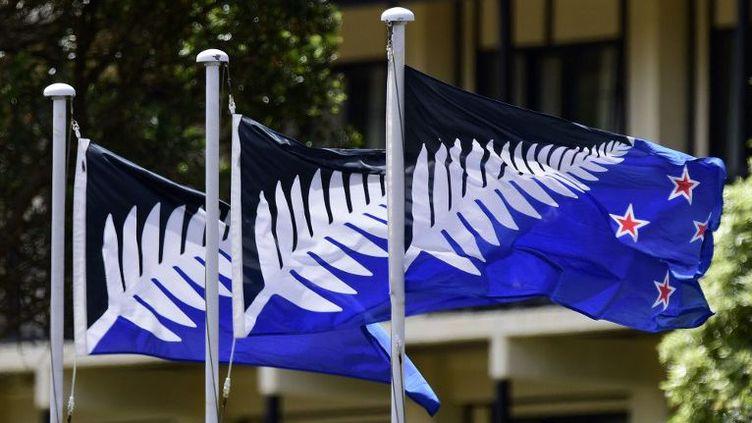 La fougère sera-t-elle le nouvel emblème néo-zélandais? (Marty Melville/AFP)