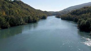 Les entreprises de la vallée du Rhône doivent faire face au changement climatique. (FRANCE 3)