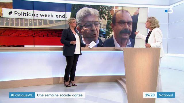 Politique : une semaine sociale agitée