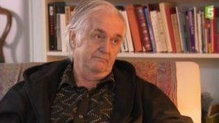 """François Busnel reçoit Henning Mankell dans """"La Grande Librairie - Spéciale Scandinavie""""  (Culturebox)"""