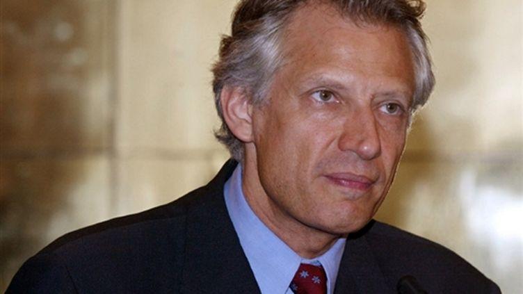 Dominique de Villepin (AFP - Georges Gobet)