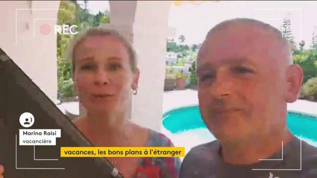 Vacances : les Français filent à l'étranger