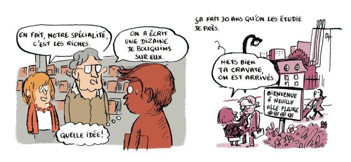 (Marion Montaigne / Dargaud)