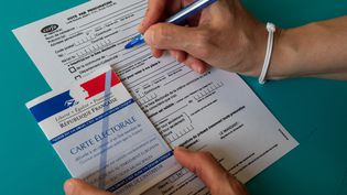 On vote les 20 et 27 juin prochains pour les élections régionales et départementales. (RICCARDO MILANI / HANS LUCAS)