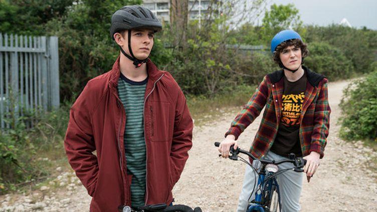 """Otto Farrant est un adolescent presque comme les autres dans """"Alex Rider"""" (OCS/Sony Pictures Television)"""