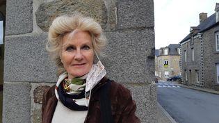 Le docteur Françoise Van Dien (à droite)refuse de se faire vacciner contre le Covid-19 et risque de se faire suspendre. (SOLENNE LE HEN / RADIO FRANCE)