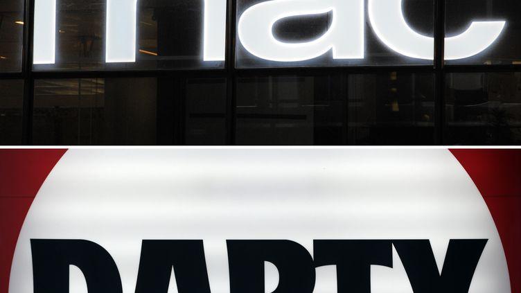 La fusion de la Fnac et de Darty sera effective au premier semestre 2017. (PHOTO DESK / AFP)