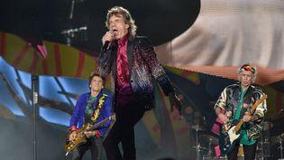 Les Rolling Stones à Cuba, mars 2016  (YAMIL LAGE / AFP)