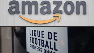 Amazon Prime Video va diffuser 80% des matchs de la Ligue 1 à compter de la saison 2021-2022. (MARTIN BUREAU / AFP)