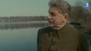 """André Dussollier est Staline dans """"Une exécution ordinaire"""" de Marc Dugain  (Culturebox)"""