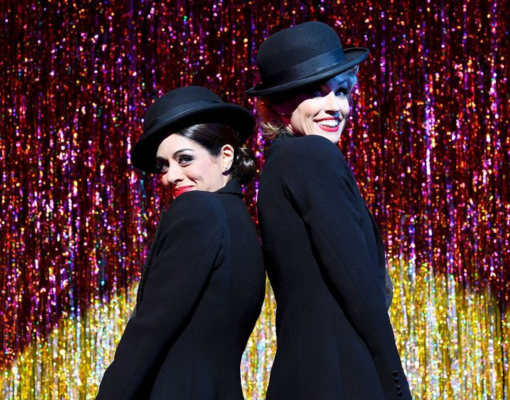 Velma et Roxie: les deux stars de Chicago  (Stage Entertainment)