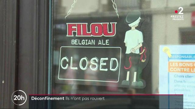 Bars et restaurants : une réouverture parfois reportée