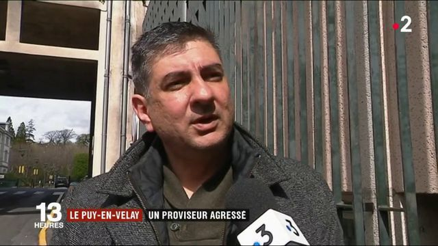 Puy-en-Velay : un proviseur agressé et un lycée incendié