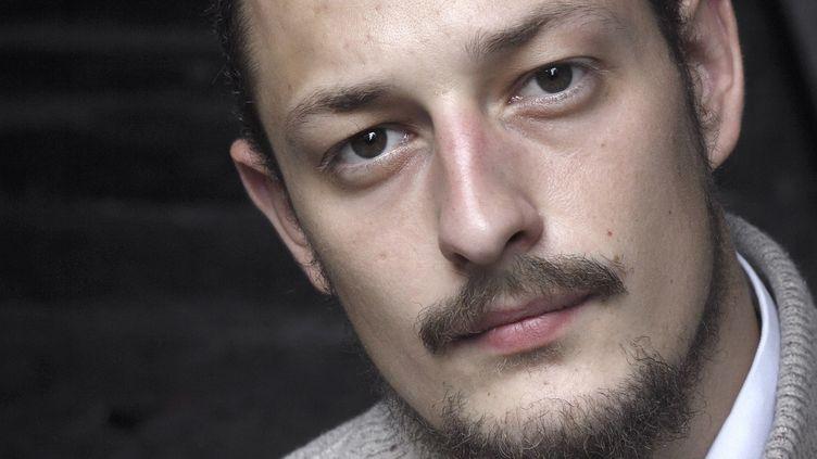 "Hector Mathis, romancier, auteur de ""K.O."" (Buchet-Chastel)  (Mark Melki )"