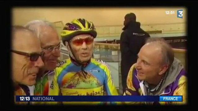 Robert Marchand : il tente un nouveau record à vélo à 105 ans !