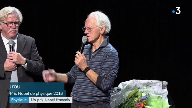 Physique : le prix Nobel français est attribué à un Français