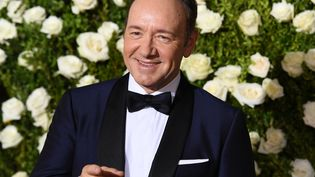 Kevin Spacey, le 11 juin 2017, à New York. (ANGELA WEISS / AFP)