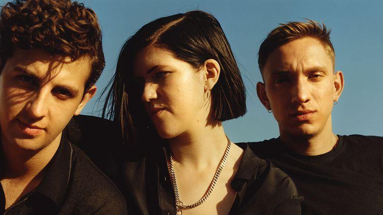 Jamie, Romy et Oliver, le trio magique de The xx.  (Young Turks)