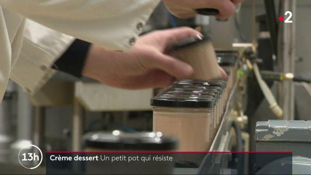 Consommation : un petit pot de crème bien français