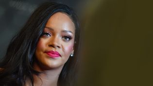 Rihanna à New York le 14 septembre 2018  (Angela Weiss / AFP)
