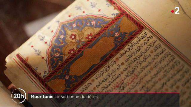 Mauritanie : des bibliothèques d'exception en plein désert