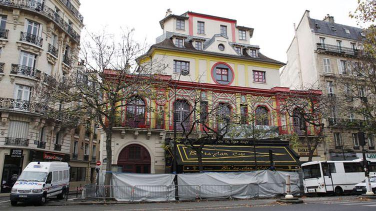 (Le Bataclan était visé par des menaces terroristes depuis 2010 © Maxppp)